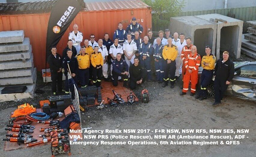 Multi Agency ResEx NSW 2017