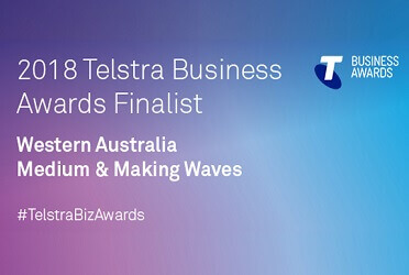 FRSA - Telstra Business Award Finalist