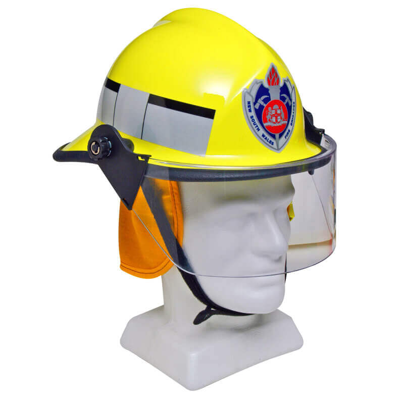 Cairns 660C Metro Fire Fighting Helmet