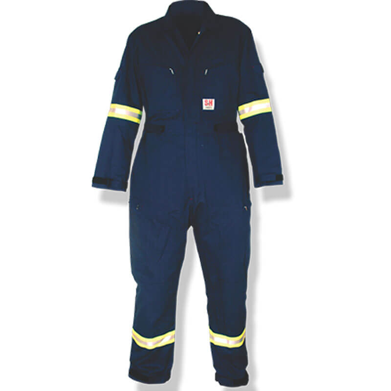 S&H Coverall XRI C103-PRO Protex - Navy