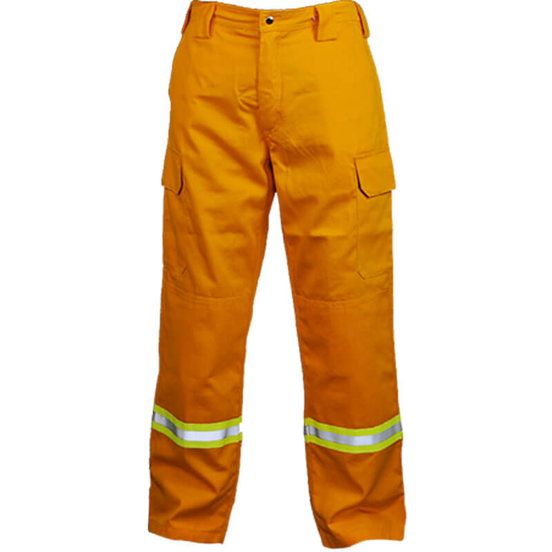 S&H Fire Trouser T540 Wildland Level 1 - Protex Gold