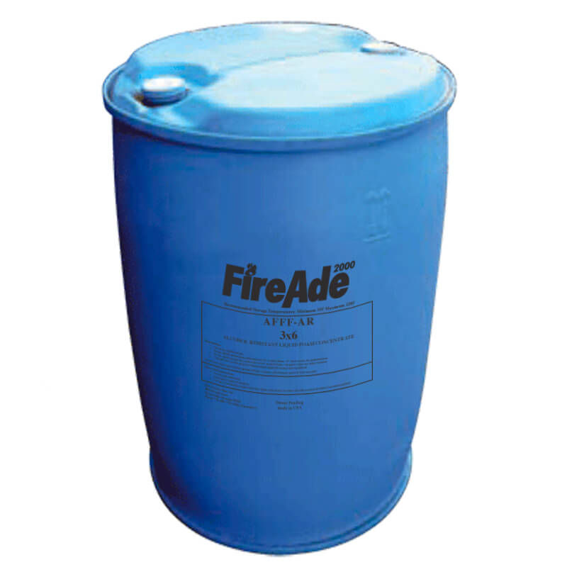 FireAde AFFF - Alcohol Resistant - 200Ltr Drum