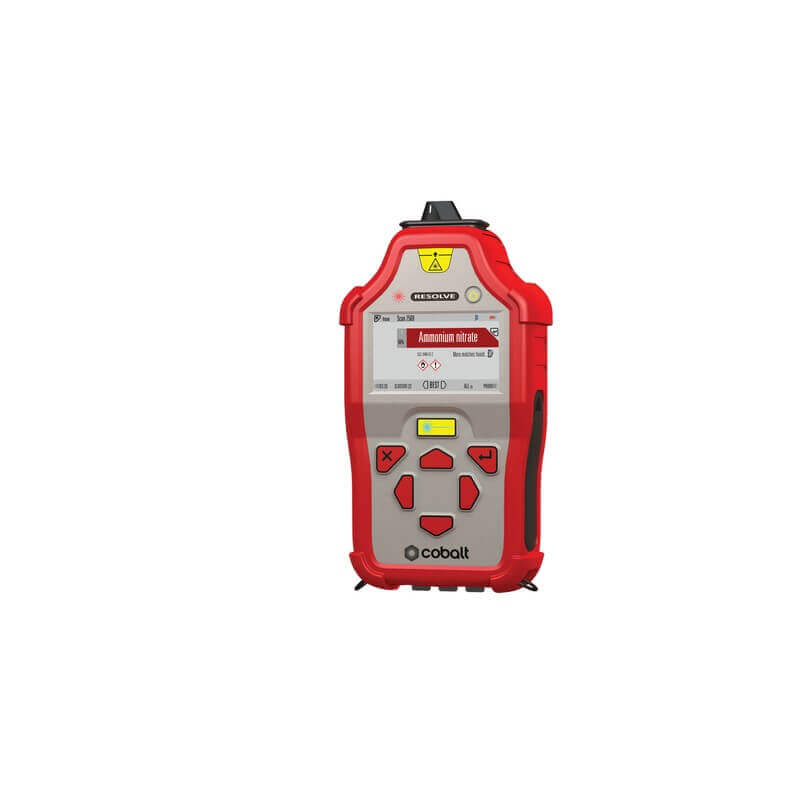 Resolve - Chemicals Package - Handheld Detection Through Barrier