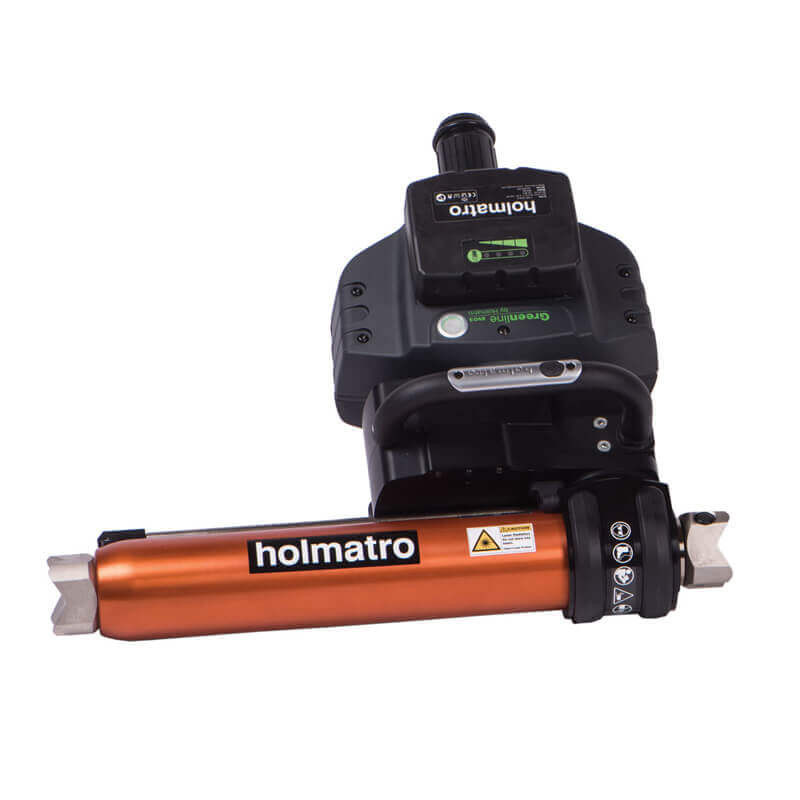 HOLMATRO RAM GTR 5350 LP EVO 3, EXCLUDING BATTERY