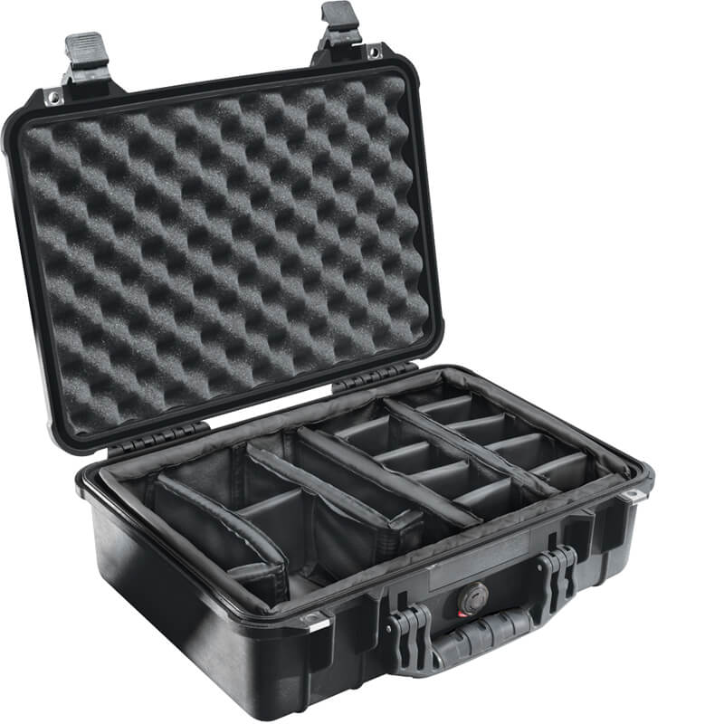 1500 Protector Case Medium (with Foam)