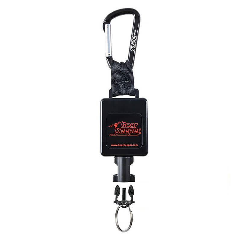 Gear Keeper - Vulcan LED Flashlight Retractor