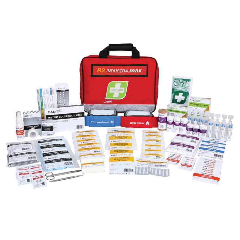 First Aid Kit-R2 - Industra Max - Soft Pack