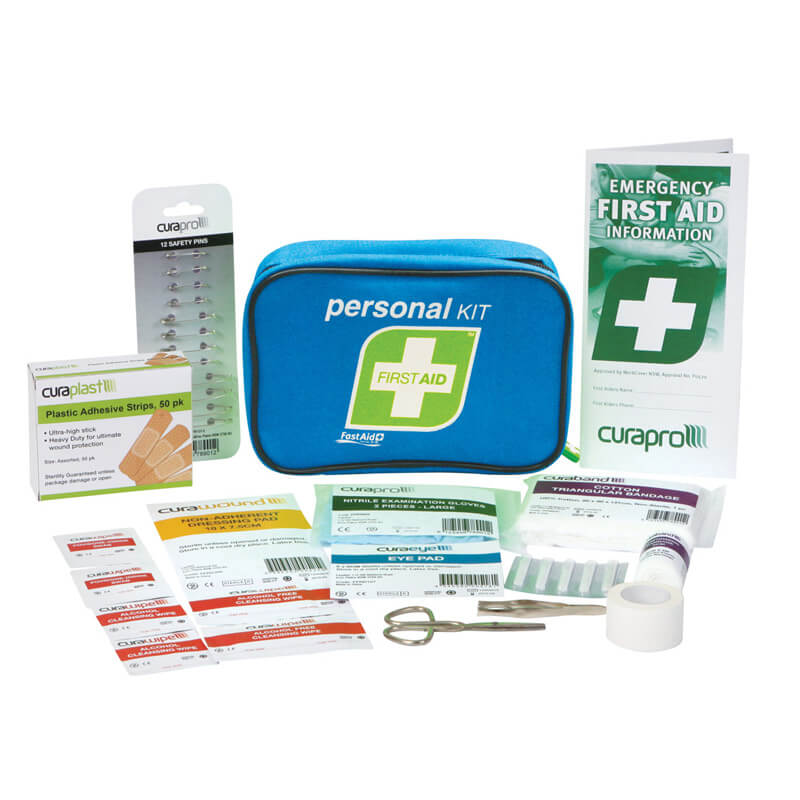 First Aid Kit- Compact - Personal - Soft Pack