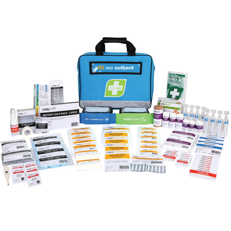 First Aid Kit-R2 - 4WD Outback - Soft Pack