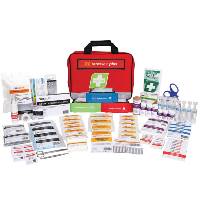 First Aid Kit-R2 - Response Plus - Soft Pack