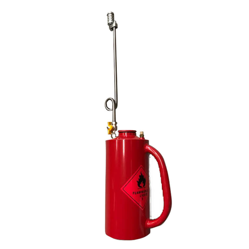 Fire Lighter Pacific 2 Drip Torch - RED
