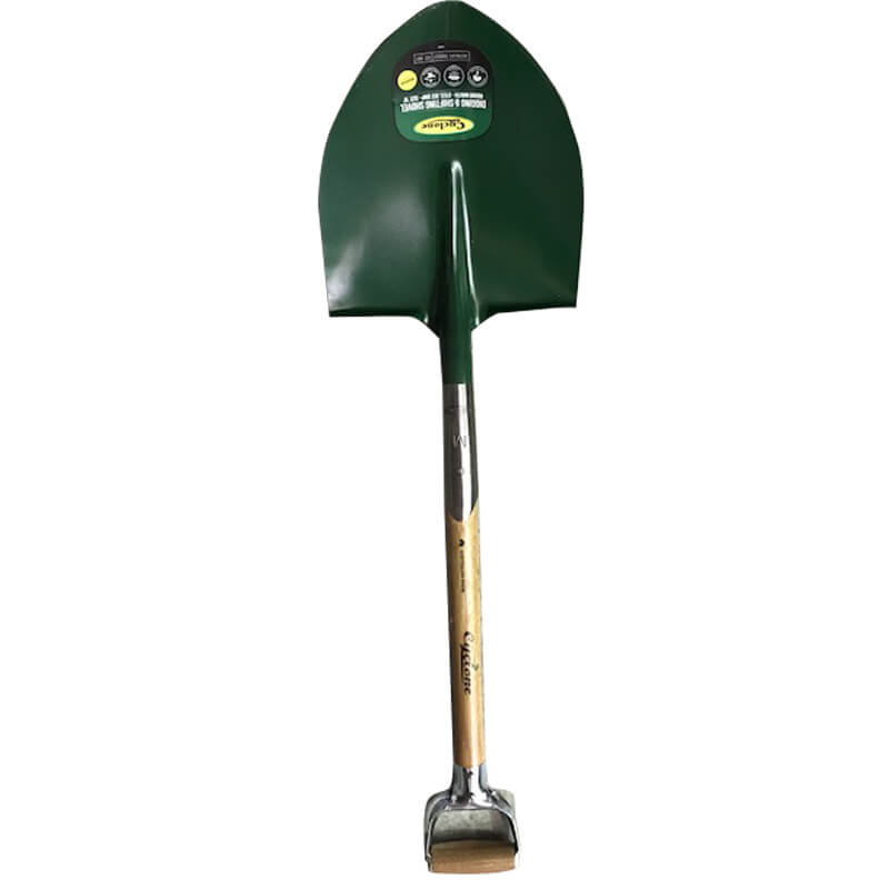 D Handle Round Shovel
