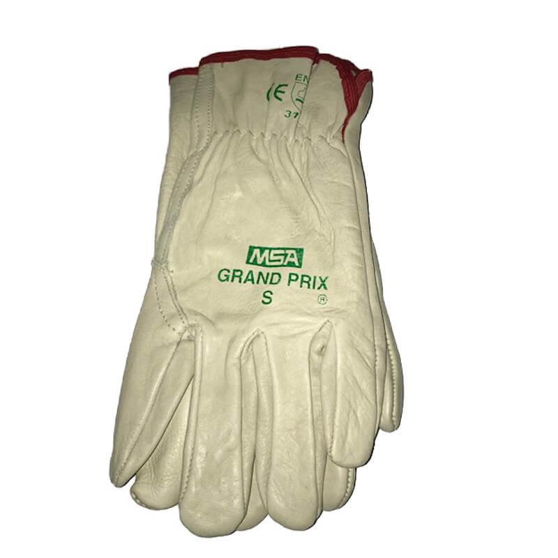 Grand Prix Leather Riggers Glove - Size Small