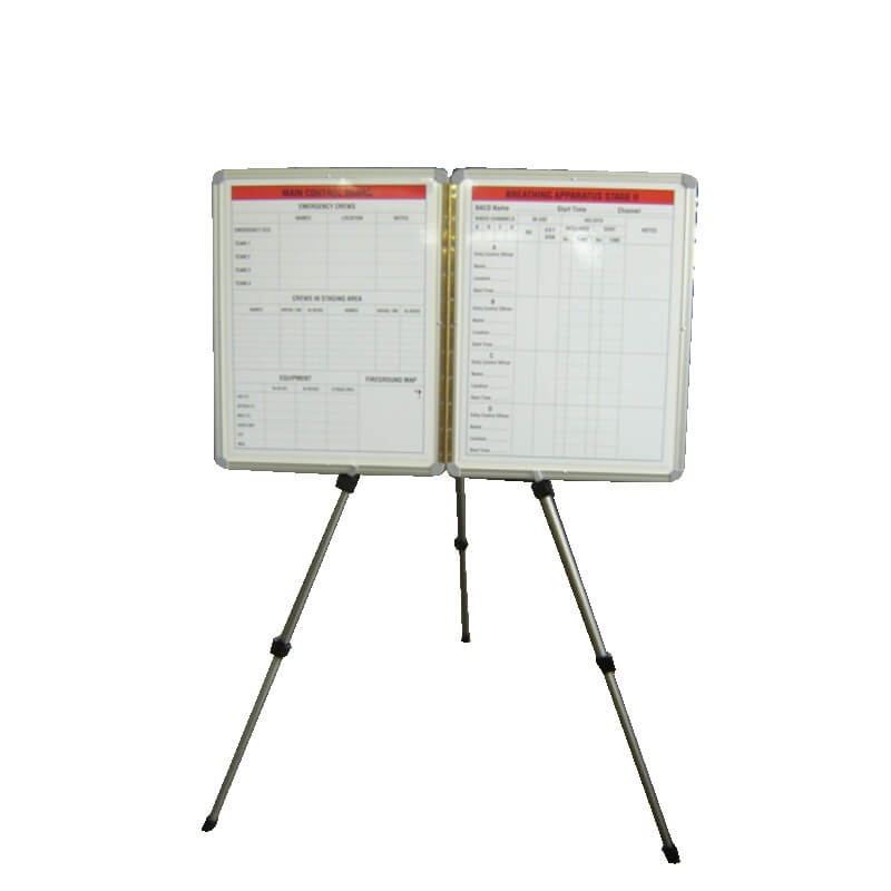 BA Stage 2 Control Tally Board with Tally Tags