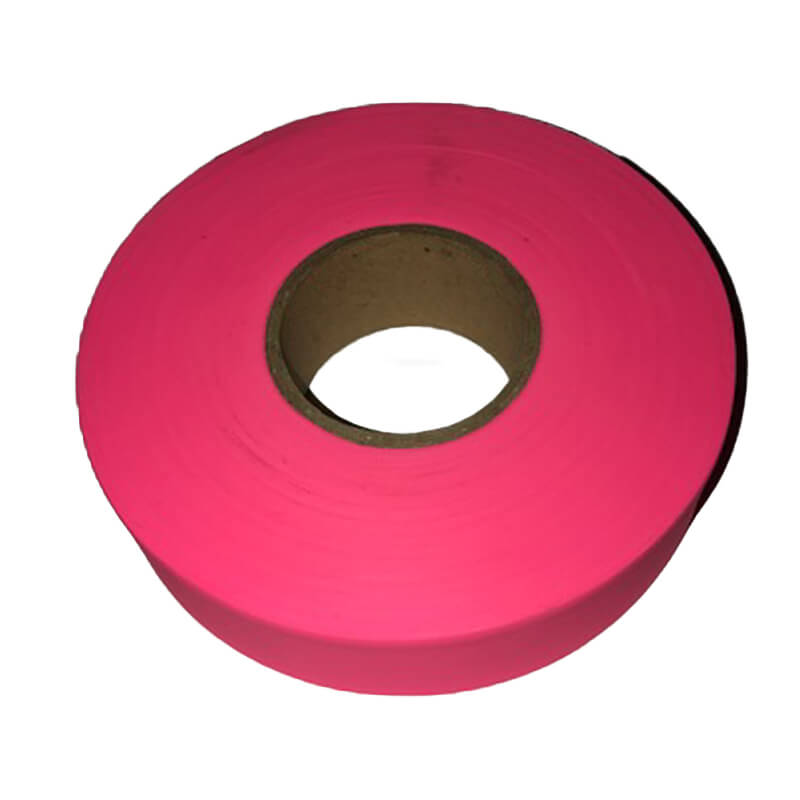 Dayglo Survey Marking Tape - Pink