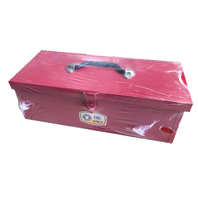 Toolbox - Steel, Red