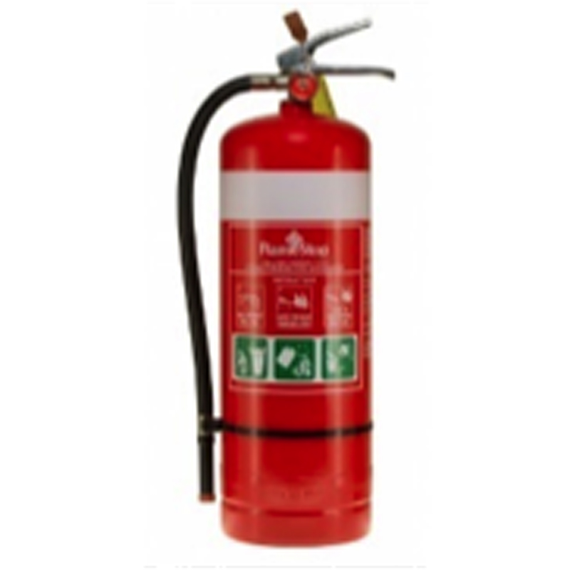 Fire Extinguisher - 9kg ABE Dry Chemical
