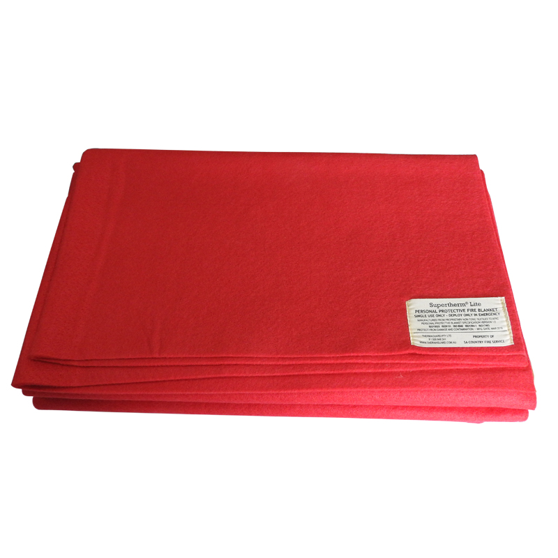 Personal Protection Fire Blanket 1.8 X 2.0