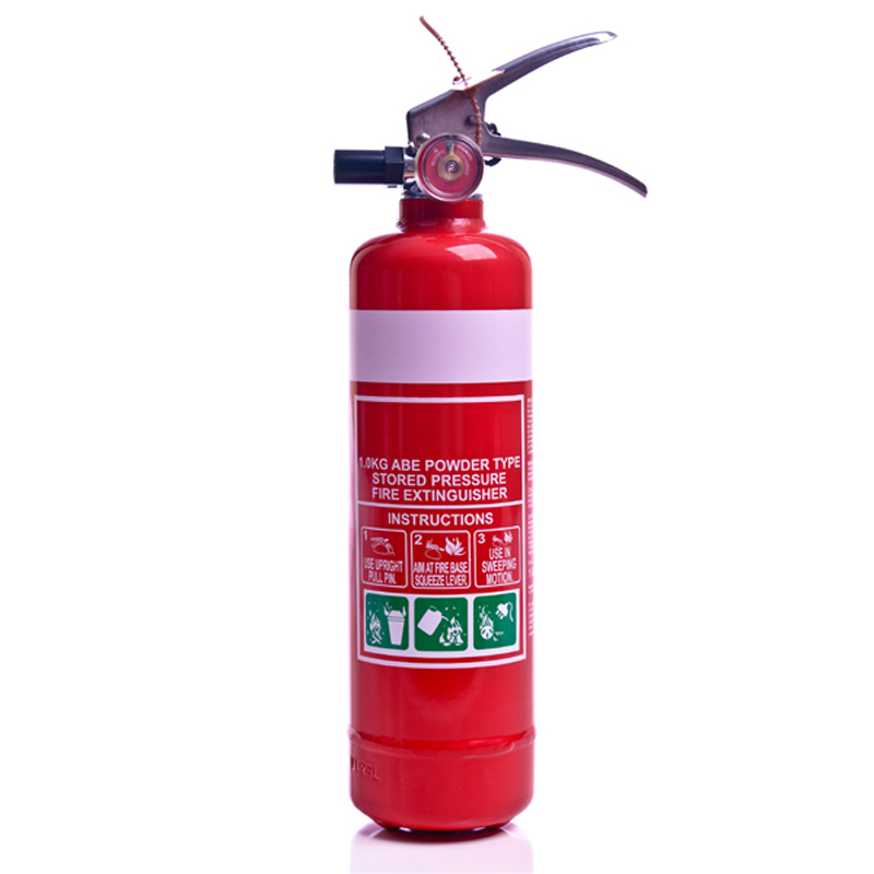 Fire Extinguisher - 1kg ABE Dry Chemical