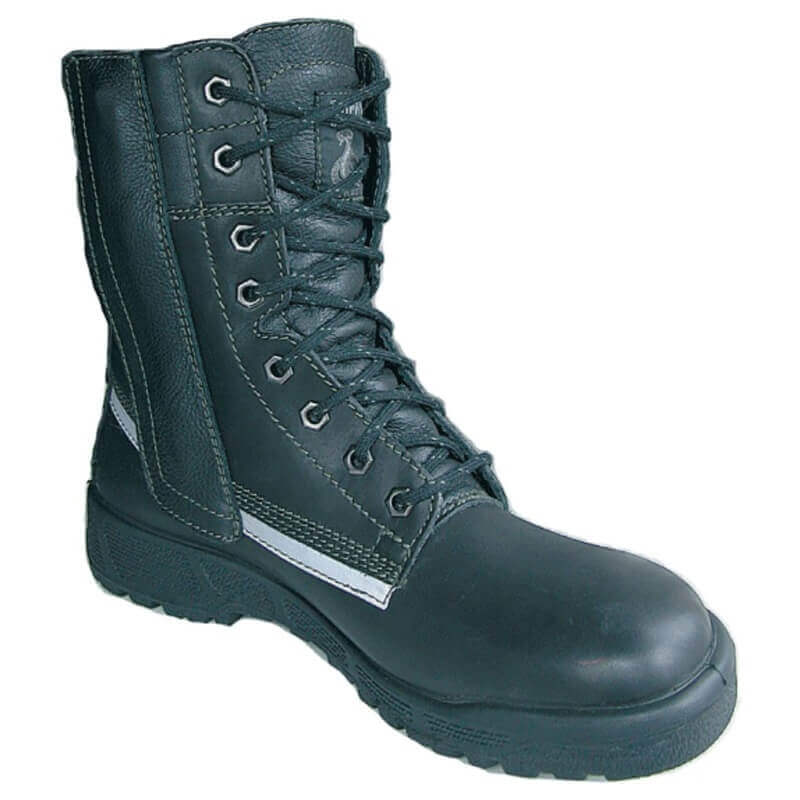 Fire Boot - High Leg - Side Zip - 5090