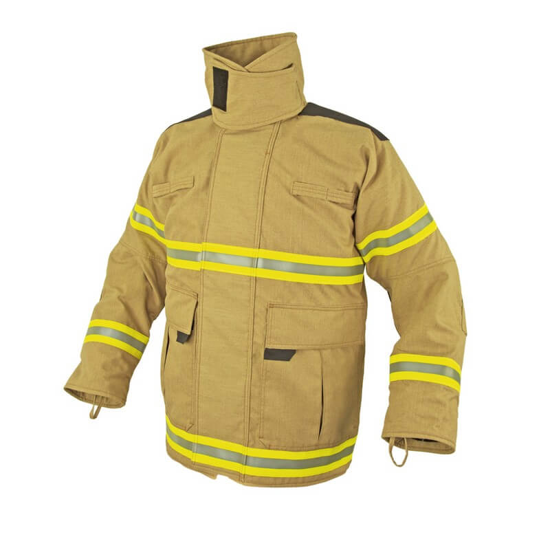 Structural Fire Coat - E Series - PBI Gold Reinforced