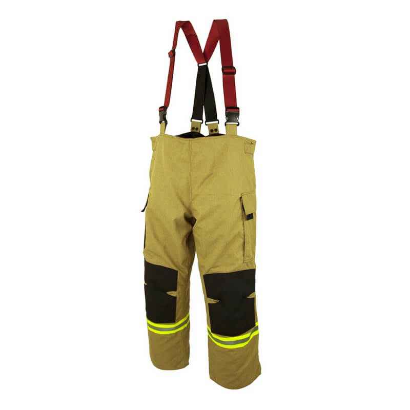 Structural Fire Trouser - E Series - PBI Gold Reinforced
