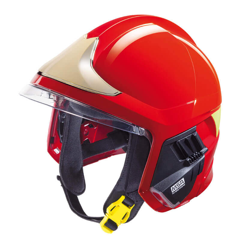 MSA Gallet F1 XF - Clear Vision Helmet