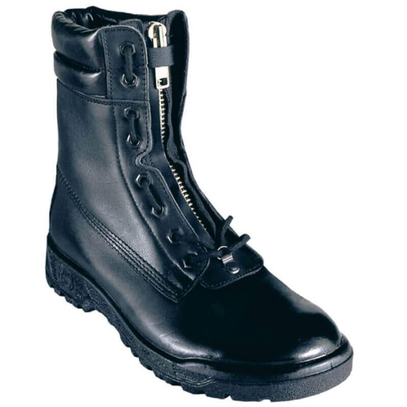 Fire Boot - High Leg - Front Zip - 5072
