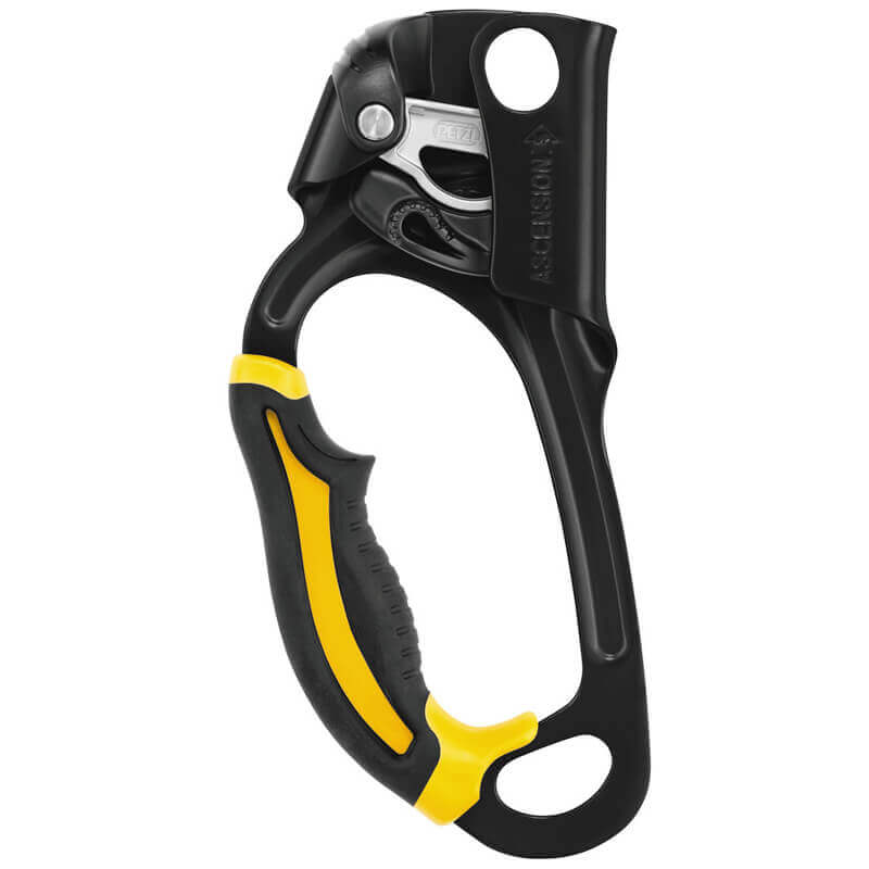 Petzl Ascension - Ergonomic Ascender - Left Handed