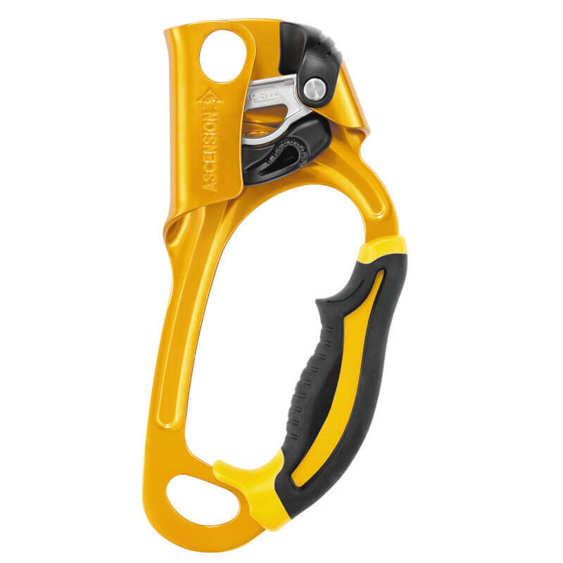 Petzl Ascension - Ergonomic Ascender - Right Handed