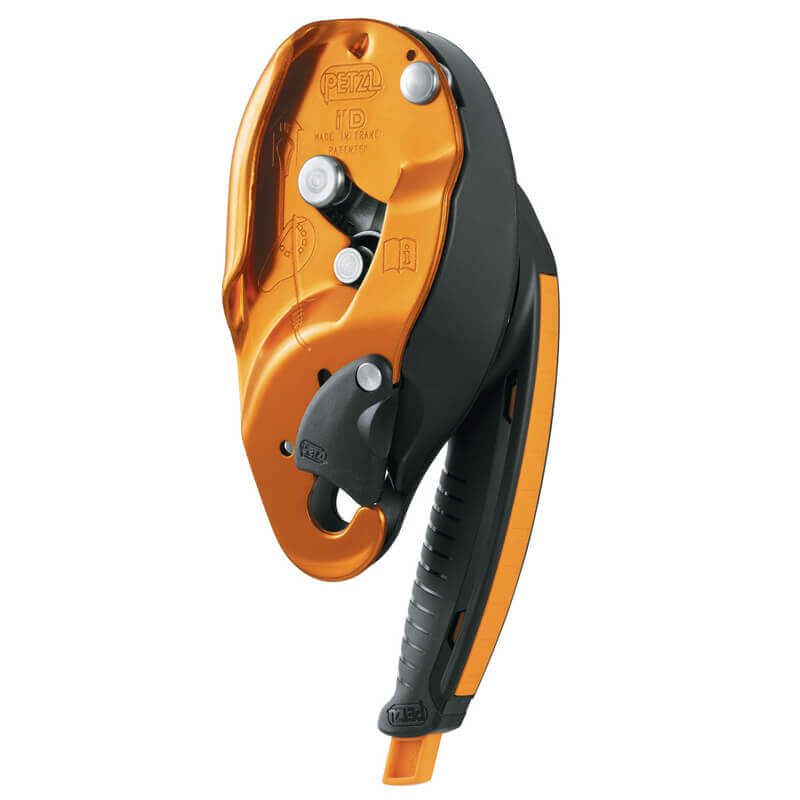 Petzl Industrial Descender ID S - 10-11.5mm