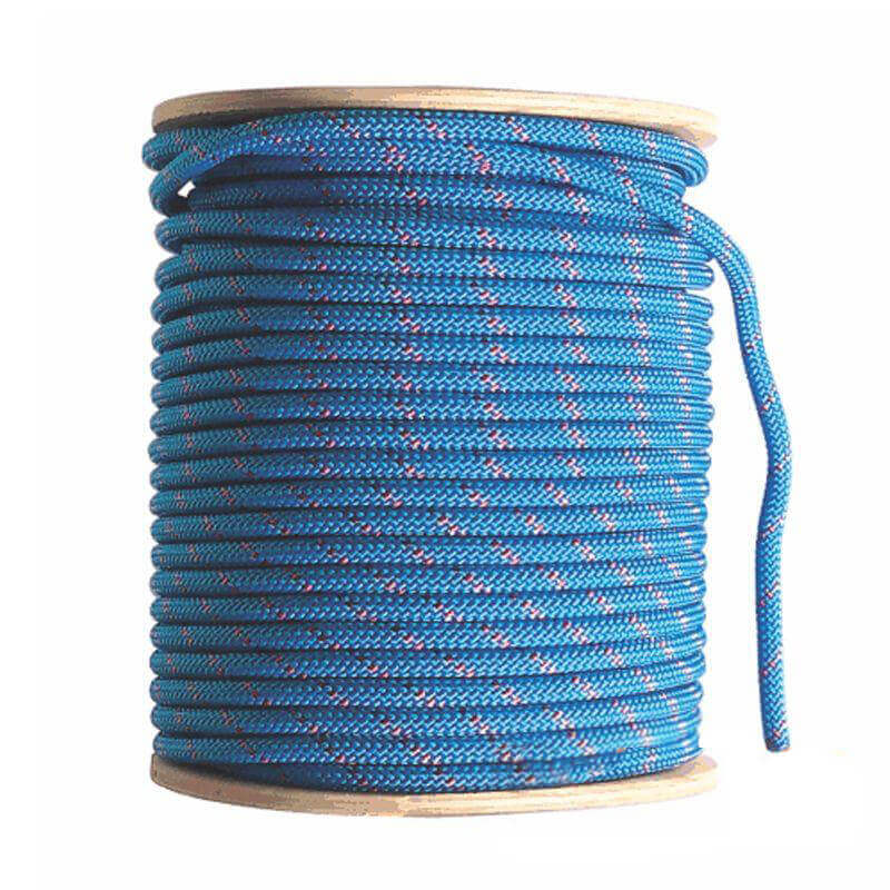 Blue Water Rope Assaultline++ 11.2mm - Blue/Rd - 100m