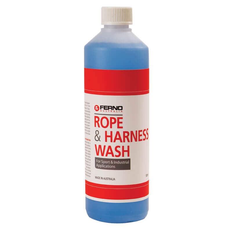 Rope and Harness Wash - 500ml Bottle