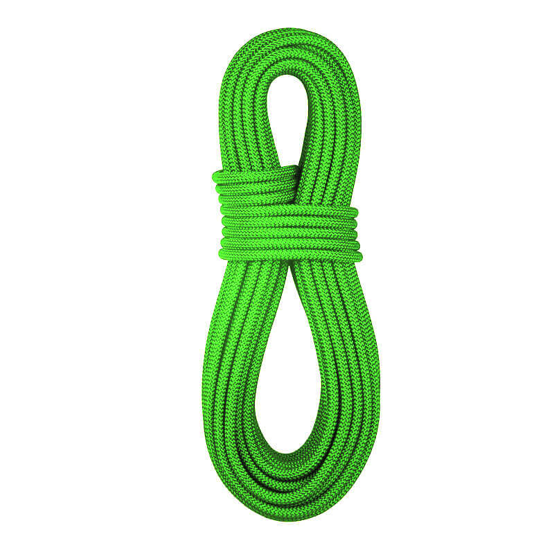 Blue Water Rope Assaultline++ 11.2mm - Neon Green - 100m