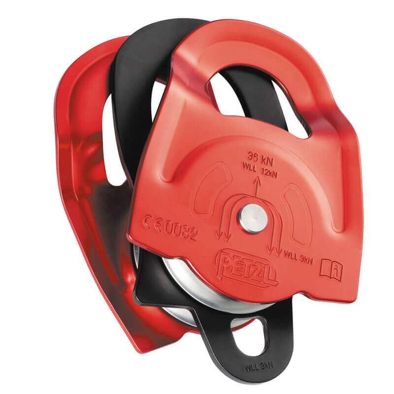 Petzl Twin Pulley P65A