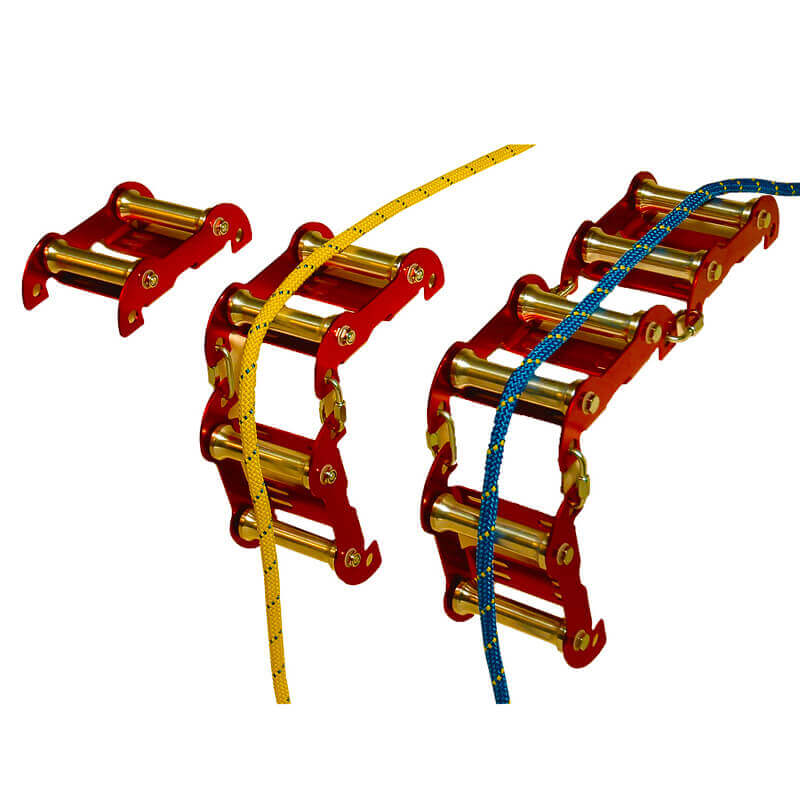 Multi-Unit Edge Roller - Rescuetech - Medium 4 Units