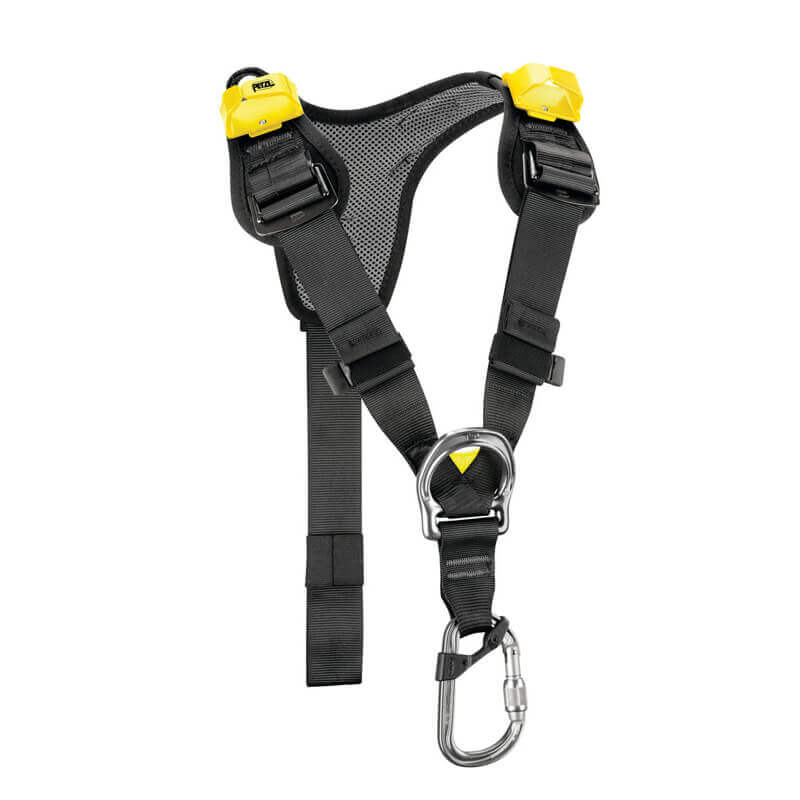 Petzl TOP Chest Harness Double Buckle