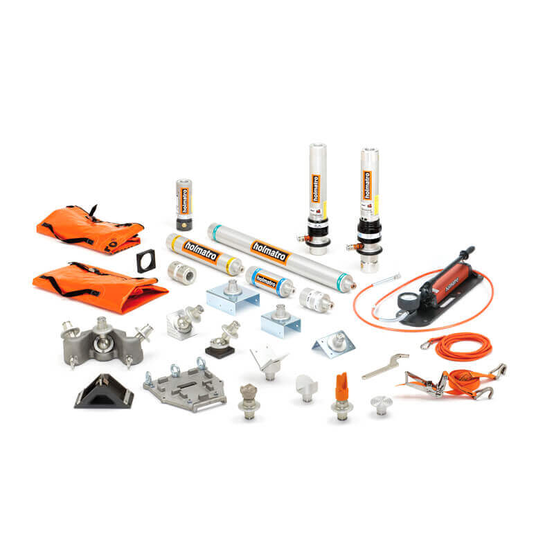 PSH 2 Advanced Hydraulic Shoring Set