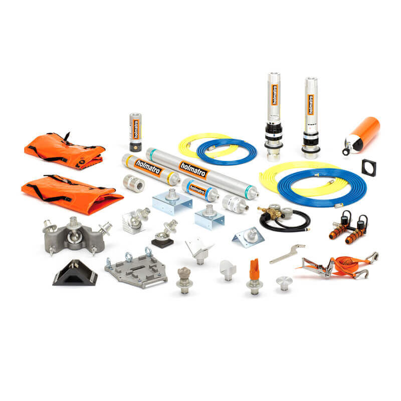PSP 1 Basic Pneumatic Shoring Set