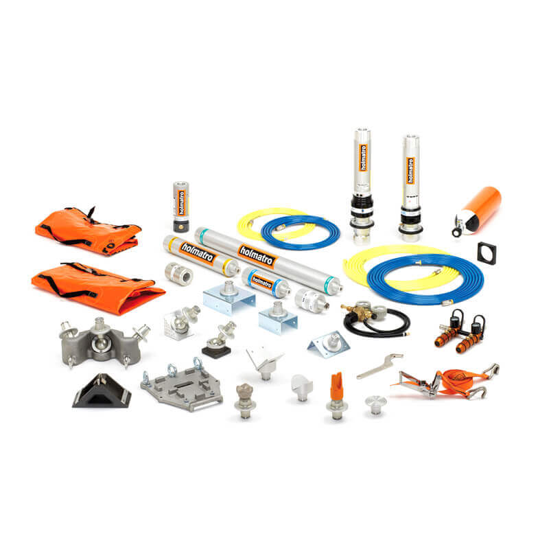 PSP 2 Advanced Pneumatic Shoring Set
