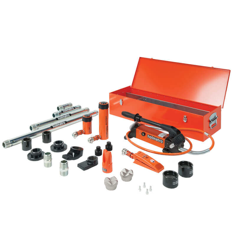 Jack Set HRK 10 M, With Accessories