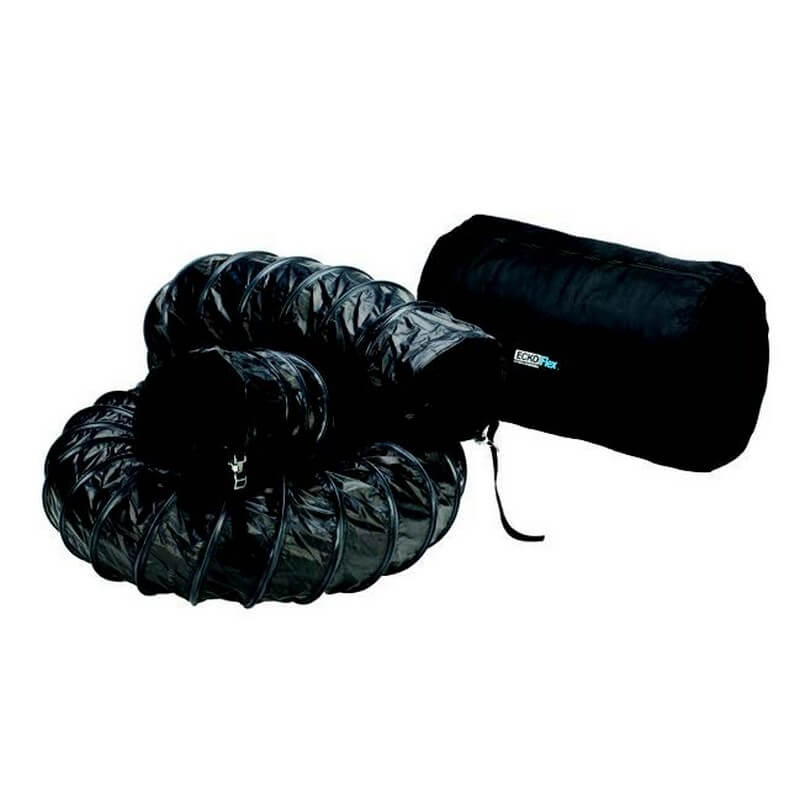 RamFan 8-Inch Duct (25ft) & Storage Bag