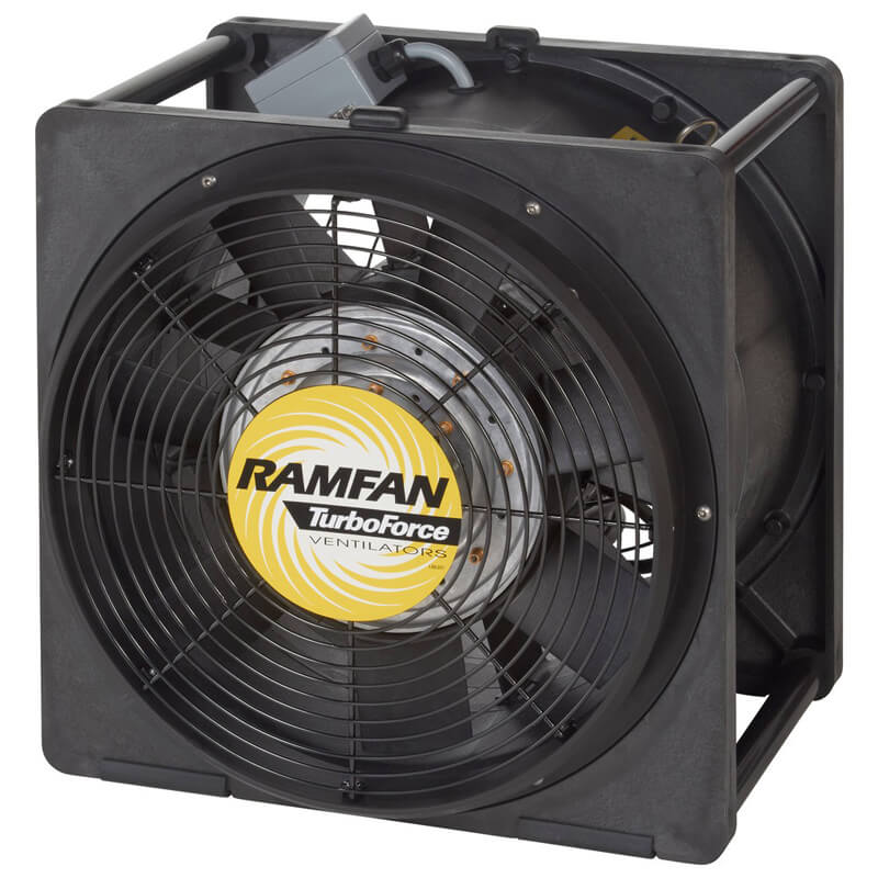 RamFan EFi150XX (Electric) Blower 16 Inch (1.5Hp)