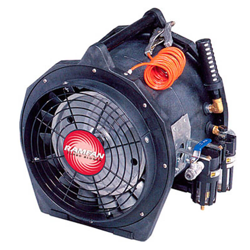 RamFan EFi75xx (Electric) Blowers / Exhausters - 12 Inch
