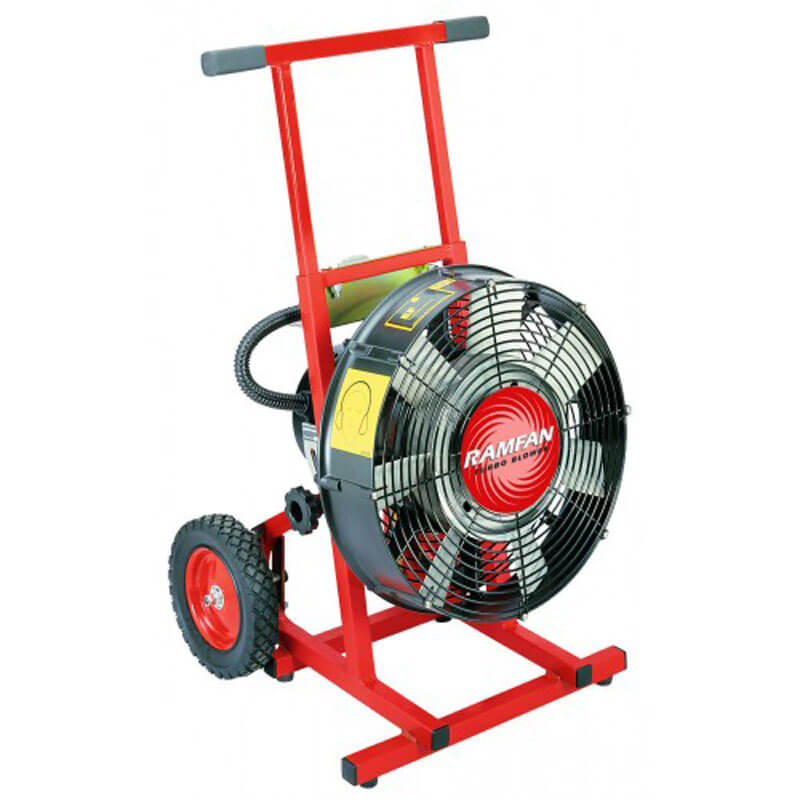 RamFan EV420 (Electric) Blower / Exhauster - 16 Inch