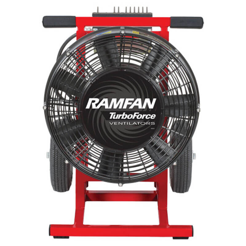 RamFan EX400 (Electric) Blower / Exhauster - 16 Inch