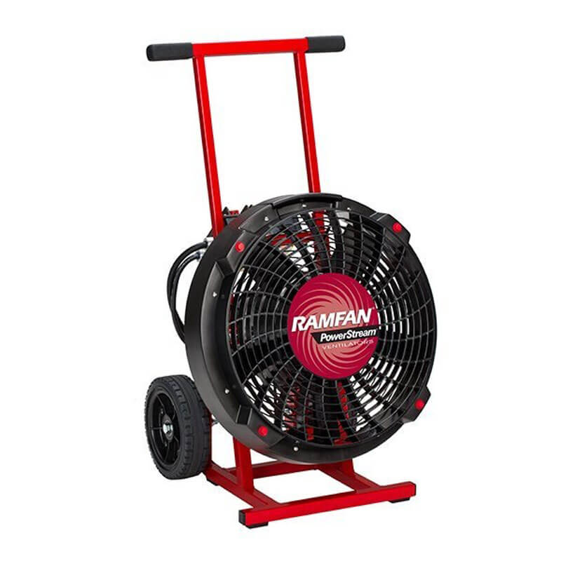 RamFan XP400 (Electric) Blower / Exhauster - 16 Inch