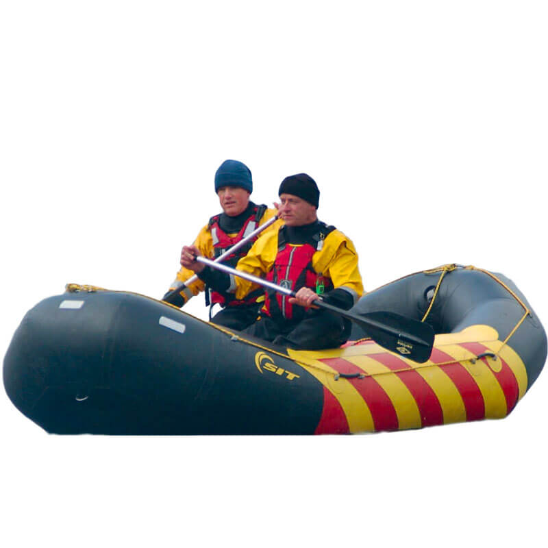 ResQraft White Water - 6 Person - 3.7m - Inflatable Raft