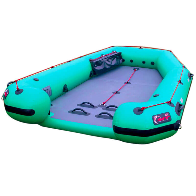 ResQraft - 8-10 Person - 3.0m Inflatable Raft