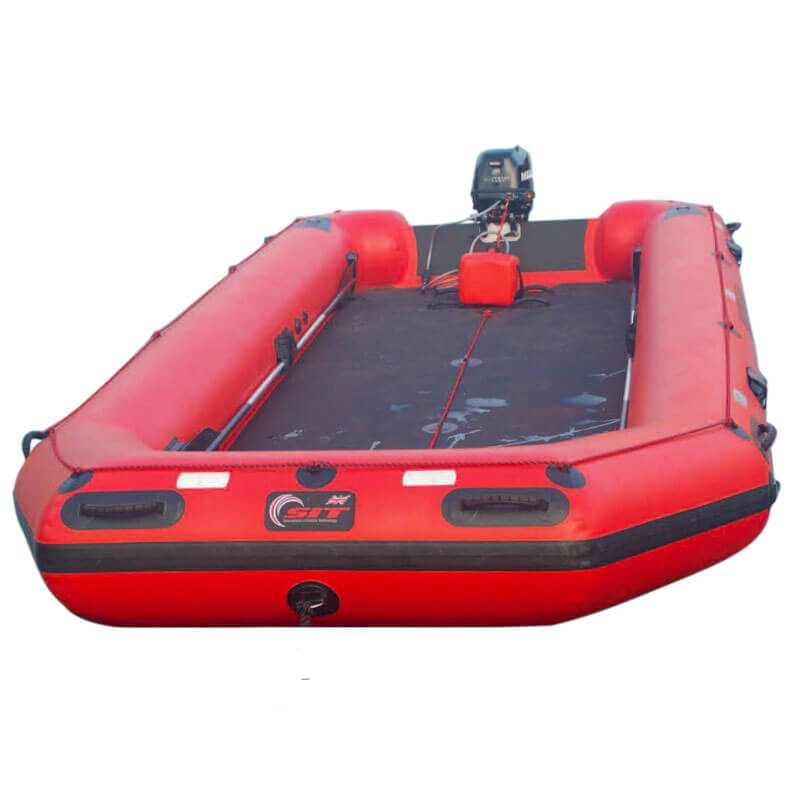 ResQraft Flood Raft - 15 Person - 5.0m - Inflatable Raft